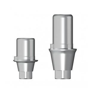 Titanbasis für Zirkonaufbau 2. Generation / Astra Tech OsseoSpeed®