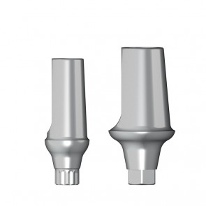 Gerades Abutment / Astra Tech OsseoSpeed®