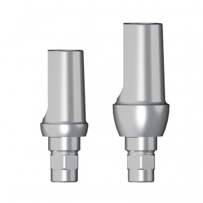 Gerades Abutment / Dentsply Frialit Xive®