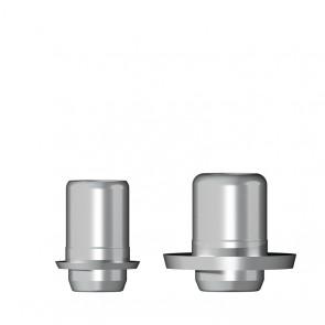 Titanbasis für Stege und Brücken rotierend / Dentsply Frialit Xive®