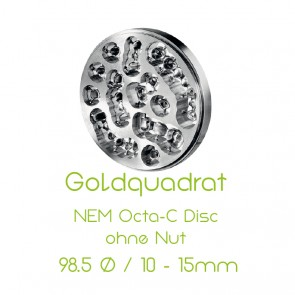 Goldquadrat NEM Octa-C Disc